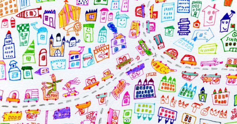 Tiny tales -TOWN-