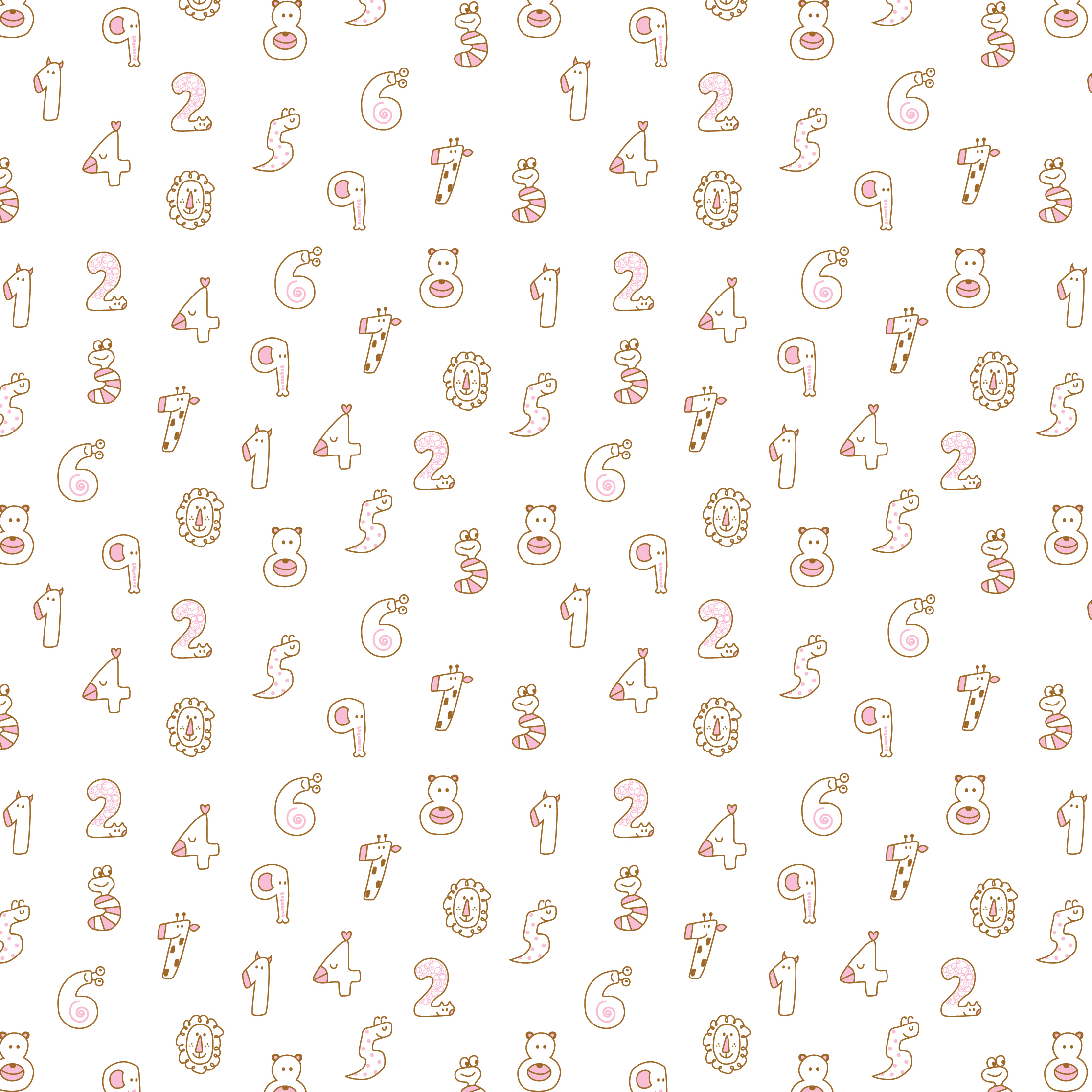 Pattern -NumberZoo-