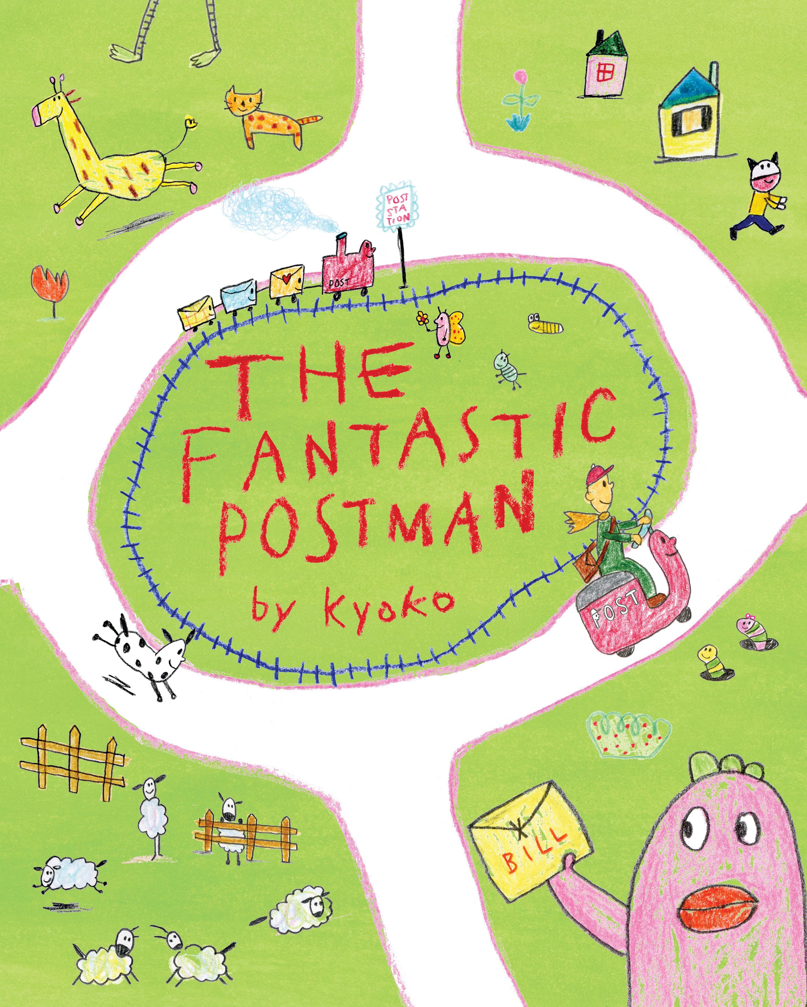 THE FANTASTIC POSTMAN